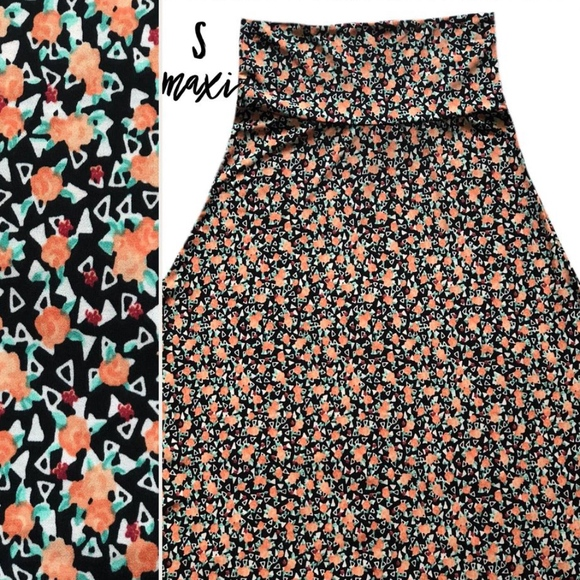 LuLaRoe Dresses & Skirts - S Maxi Skirt/Dress LuLaRoe